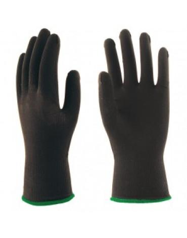 Перчатки МИКРОН TNY-25,чёрные (р8)