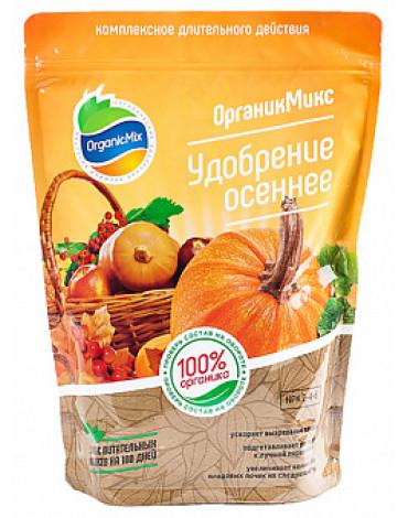 Удобрение ОрганикМикс Осеннее  200г