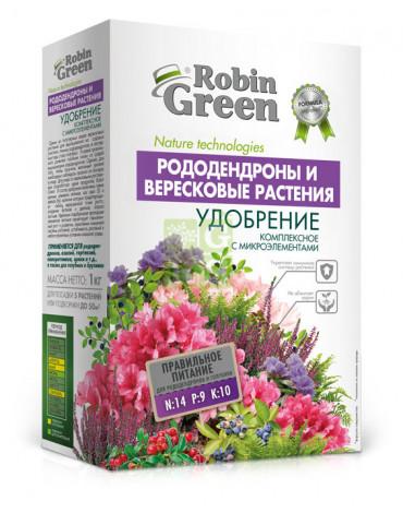 Удобрение минеральное Рододендр. и верес-ые (Robin Green) 1,0кг