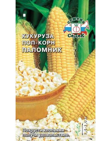 Кукуруза Паломник (поп-корн) (Седек)