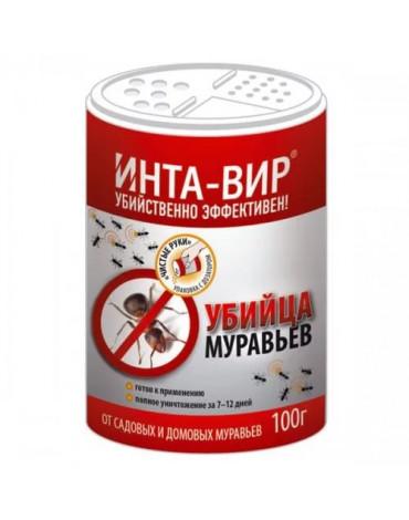 Инта - Вир 100гр. ср-во от муравьёв