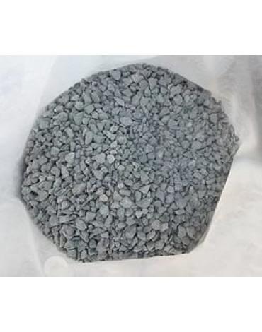 Щебень декоративный серый (18кг)