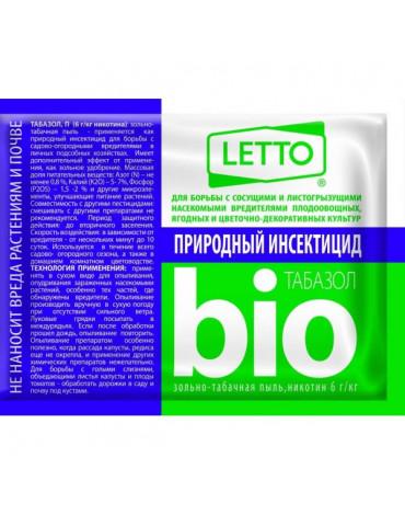Табазол ЛЕТТО 0,5кг