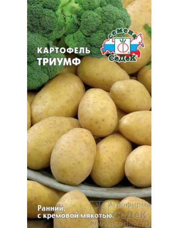 Картофель Триумф (Седек)