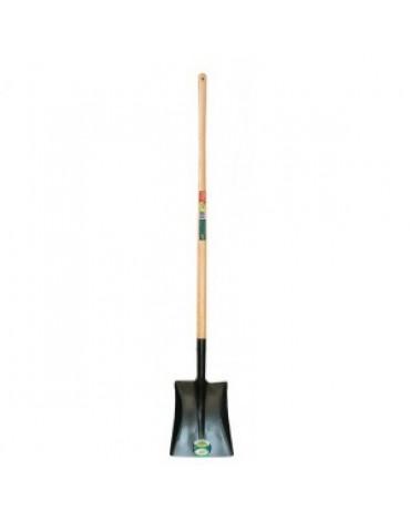 Лопата садовая совковая 120см. 0415