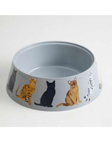 """Миска """"Cats""""0,3л, микс цветов 1253743"""