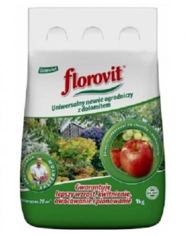 Удобрение гранулированное Универсальное 1кг FLOROVIT