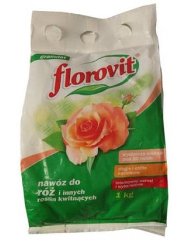 Удобрение гранулированное для роз 1кг FLOROVIT