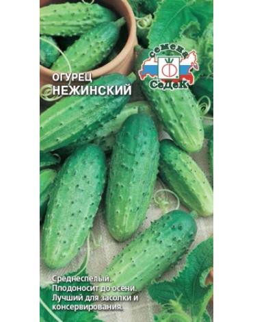 Огурец Нежинский (Седек)