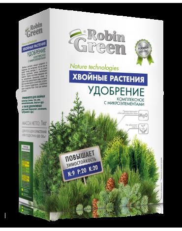 Удобрение минеральное Хвойное (Robin Green) 1,0кг