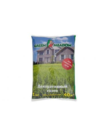 Декоративный газон для глинистых почв 1,0кг.