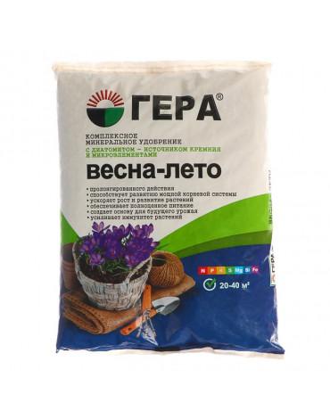 """Гера """"Весна Лето с диатомитом""""  0,9кг"""
