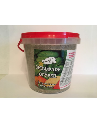 Витафлор - Огурец органоминеральная заправка  1л