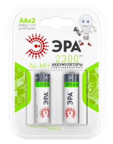 Аккумуляторная батарея ЭРА HR6- 2BL  2700 mAh (2шт)