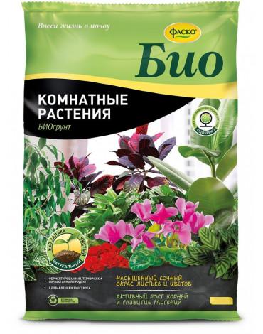 Грунт БИО для комнатных растений  10л  Фаско