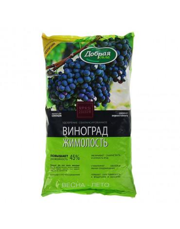 Удобрение открытого грунта Виноград-Жимолость 0,9кг Добрая сила
