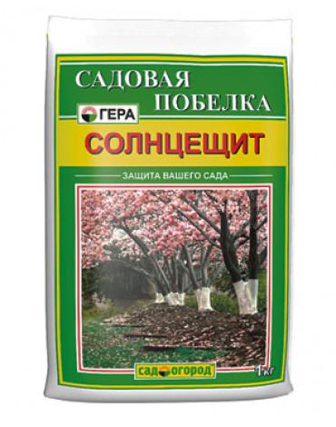 Побелка садовая Солнцещит (сухая) 1,0кг