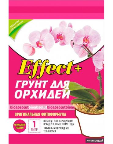 """Грунт для Орхидей """"Effect+"""" 1л"""