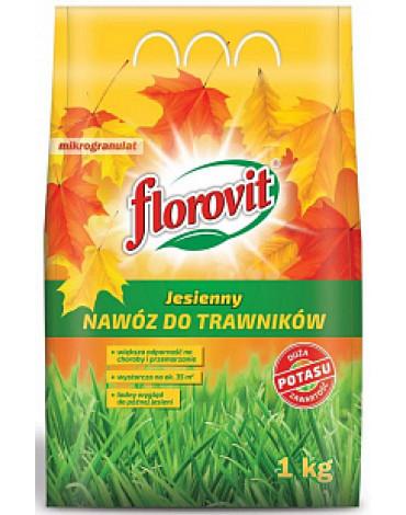 Удобрение гранулированное для хвойных растений осеннее 3кг FLOROVIT