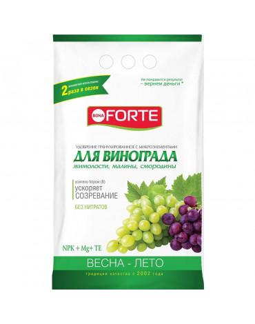 Удобрение для винограда гранул. с микроэл. 2 кг BONA FORTE