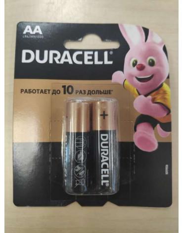 Элемент питания Duracell LR6-2BL  BASIC