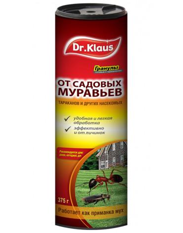 Грануллы от муравьёв и др. ползающих насекомых 375гр Dr.Klaus