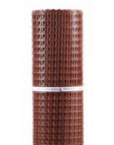 Сетка для подзаборного пространства ЗР-15/0,5/20 коричневый