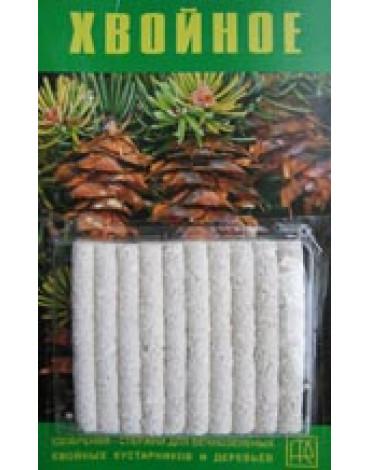Хвойное - Удобрение - стержни для вечнозелёных хво