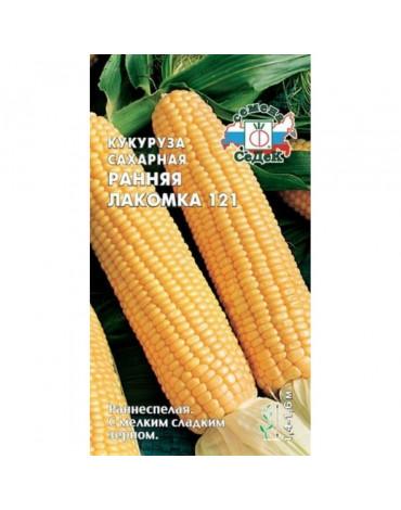 Кукуруза Ранняя Лакомка  (сахарная) (Седек)