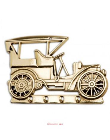 "Ключница""Авто"" (бронза,латунь) AL80.309"