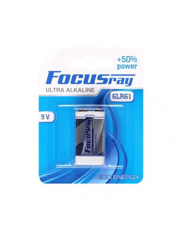 Элементы питания FOCUSray 6LR61-1BL (K9V-1)