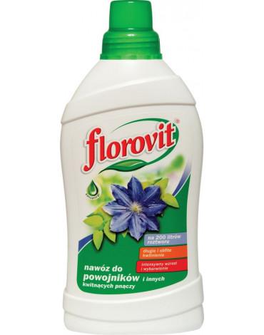 Удобрение жидкое для ломоноса, клематиса   1л  FLOROVIT