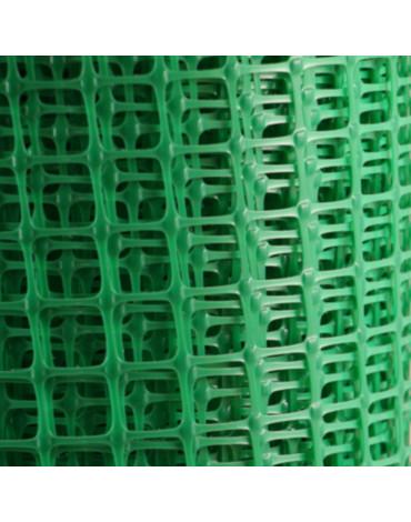 Сетка для подзаборного пространства ЗР-15/0,5/20 лесной зелёный