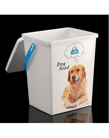 """Контейнер""""Собаки""""д/корма для собак, 8,5л  4660382"""