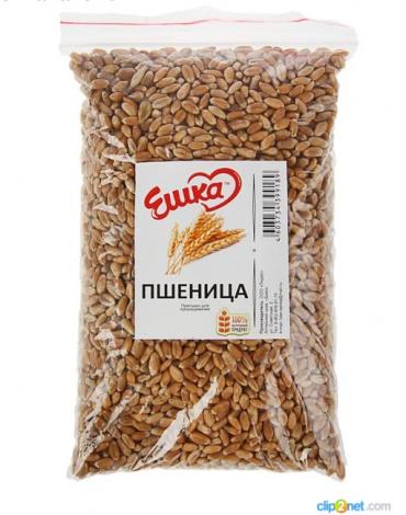 """Корм """"Ешка""""для всех животных и птиц, пшеница 200гр 3658500"""